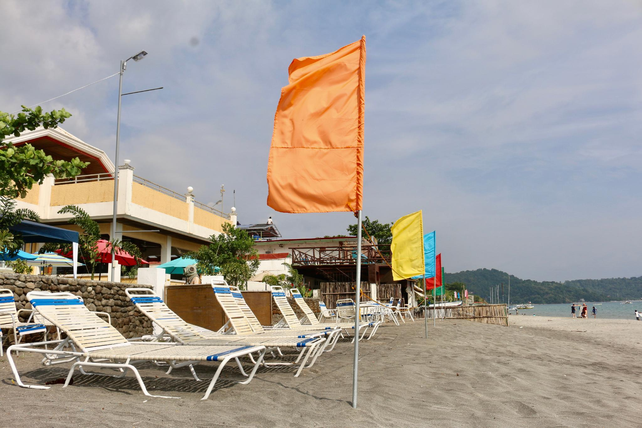 Johan's Beach And Dive Resort