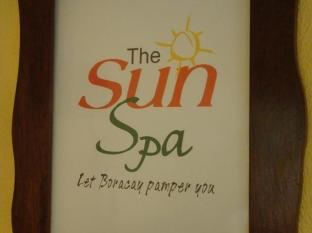 The Sun Villa Resort and Spa Hilltop Boracay Island - The Sun Spa