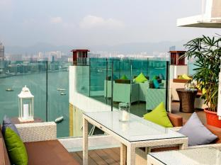 Apartment Kapok Hong Kong - Balkong/terrass