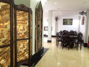 Sengprachan Boutique Hotel Vientián - Restaurante