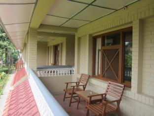 Hotel Wild Life Camp Chitwan (distrikt)  - Balkong/terasse