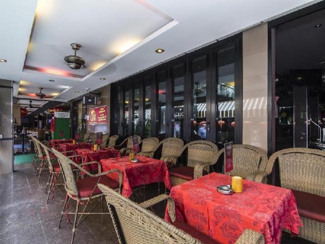 โรงแรมโคปา – Copa Hotel