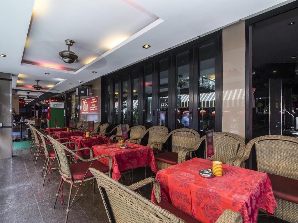 Copa Hotel โรงแรมโคปา