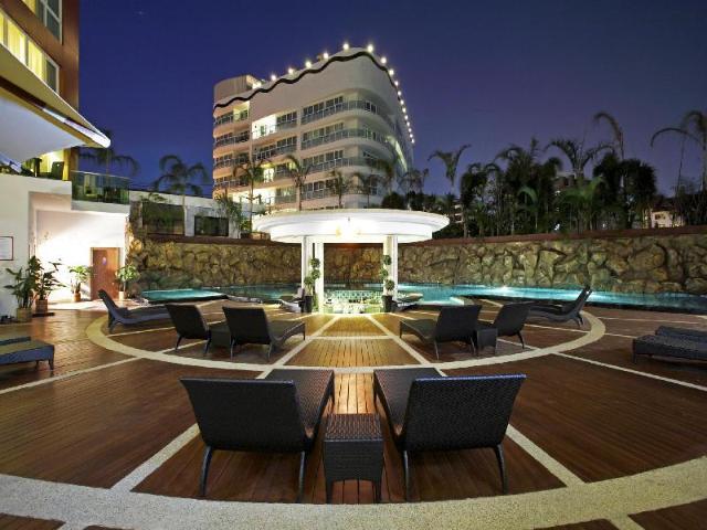 เซนทารา โนวา โฮเต็ล แอนด์ สปา พัทยา – Centara Nova Hotel & Spa Pattaya
