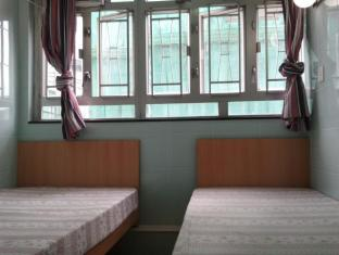 Guangzhou Guest House Hong Kong - Twin Bed