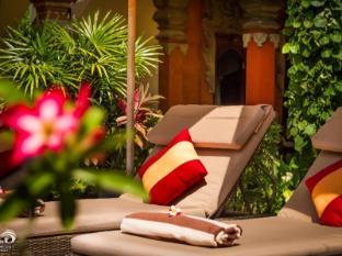 Rama Shinta Hotel Candidasa Balis - Baseinas