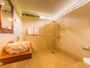 Rama Shinta Hotel Candidasa बाली - बाथरूम