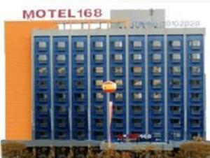 Motel168 Huzhou Hongqi Road