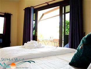 サフィリ ビラ ビーチ リゾート Saphli Villa Beach Resort