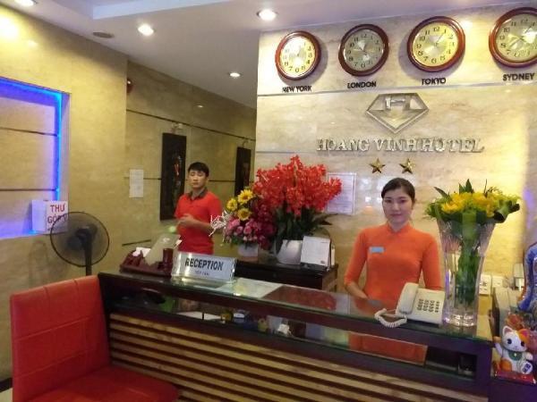 Hoang Vinh Hotel Ho Chi Minh City