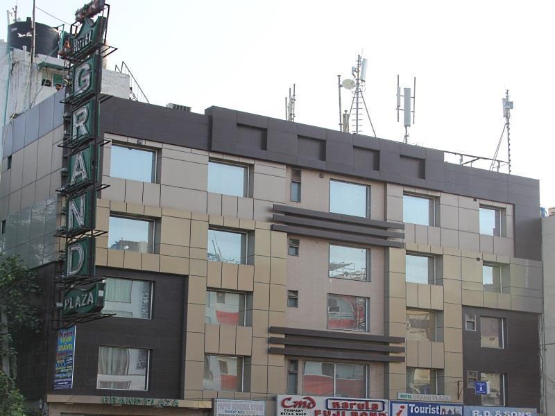 Hotel Grand Plaza   Pahar Gunj
