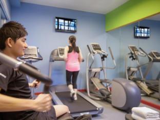 Park Hotel Hong Kong Hong Kong - Fitness Room