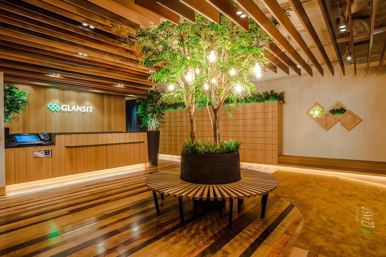 GLANSIT AKIHABARA COMFORT CAPUSULE HOTEL