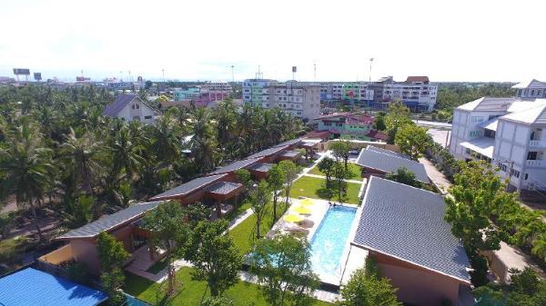 Golf Inn Resort Samut Songkhram