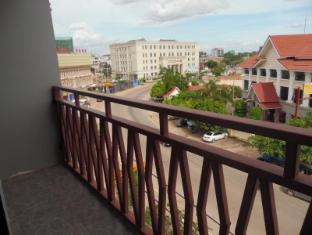SNK Hotel Vientián - Balcón/Terraza