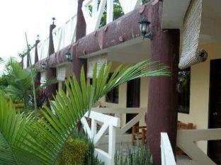 La Petra Beach Resort Anda - A szálloda kívülről