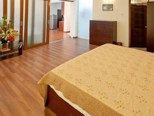 Breeze Apartment Colombo - Master Bedroom Interior