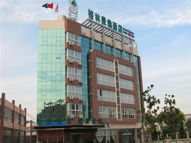 GreenTree Inn Guannan Renmin West Road Hotel