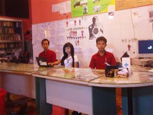 Baray Angkor Guesthouse Phnom Penh - Reception Desk