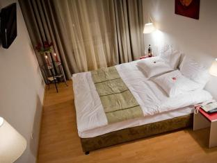City Center Guesthouse Hotel Budapest - Guest Room