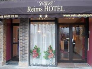 Reims Hotel Paris - Entrance