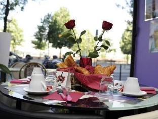 Reims Hotel Paris - Balcony/Terrace