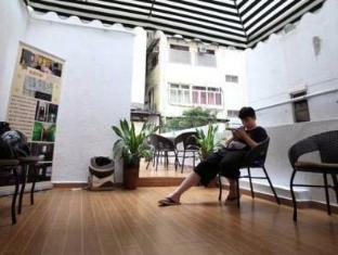Galaxy Wifi Hotel Hong Kong - Balkon/Terras