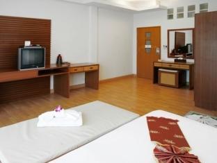 グラビ トロピカルビーチ リゾート Krabi Tropical Beach Resort