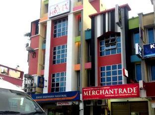 Langit- Langi Hotel Kuala Lumpur - Entrance