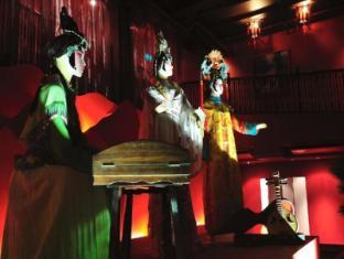 Santa Grand Hotel Lai Chun Yuen Singapura - Interior do Hotel