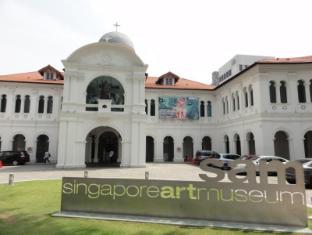 宏博梨春園酒店 新加坡 - 附近景點