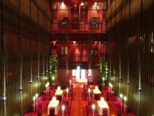 Santa Grand Hotel Lai Chun Yuen Singapur - Vestíbul