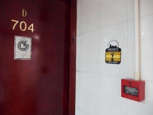 Paris Guest House Hong Kong - Fire Safety