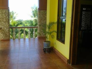 Mangrove Oriental Resort Pulau Malapascua - Tempat Masuk
