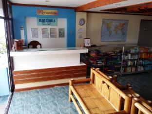 Blue Corals Beach Resort Malapascua Island - Reception