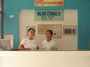 Blue Corals Beach Resort Malapascua Island - Reception