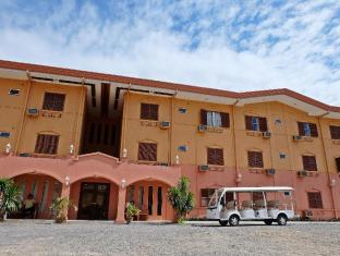 Casablanca Gardens Apartments Остров Мактан - Экстерьер отеля