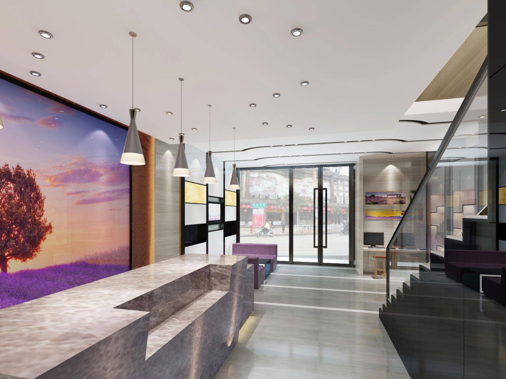 Lavande Hotel Guangzhou Kecun Metro Station