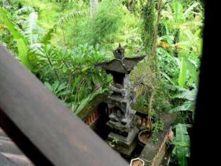 Gunung Merta Bungalows Bali - Utsikt
