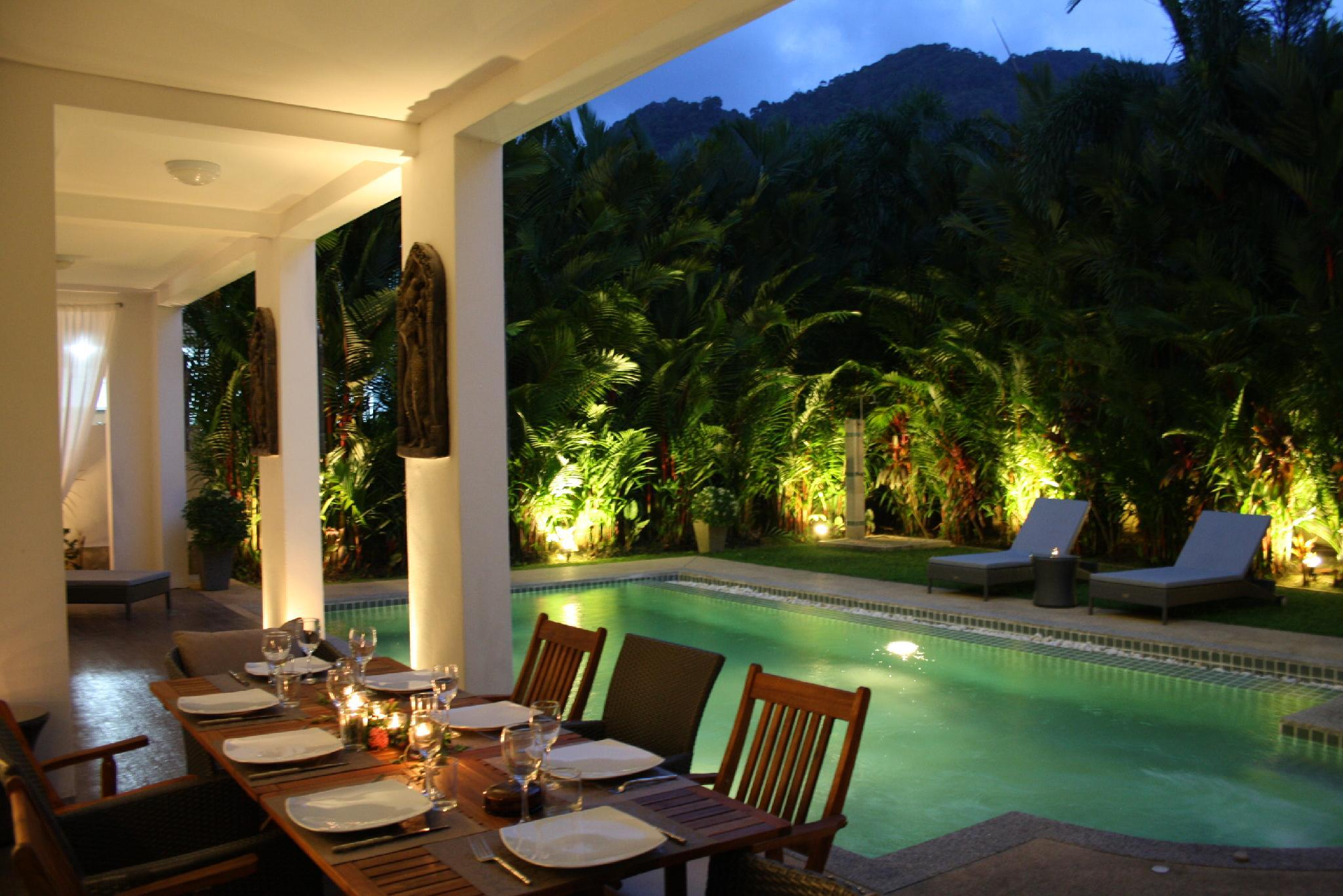 Hotels Reviews: villa w/mountain view &private pool-close t. beach – Picture, Room Rates & Deals