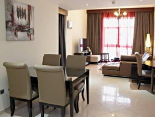 시티 스테이 호텔 아파트먼트 두바이 - 호텔 인테리어