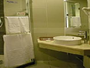 Motel168 Harbin Xinyang Branch Harbin - Bathroom