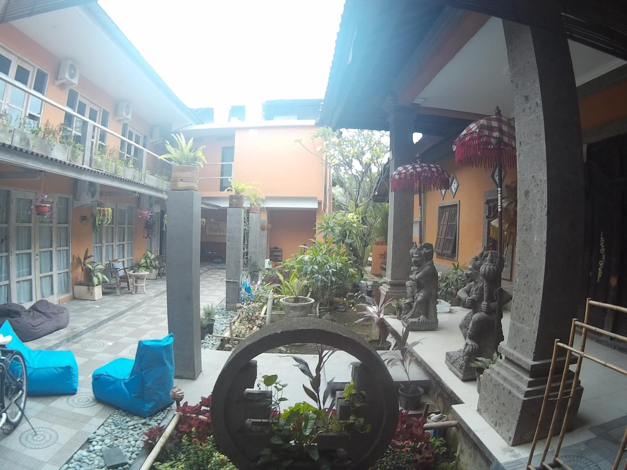Canggu Pinpoint Rooms
