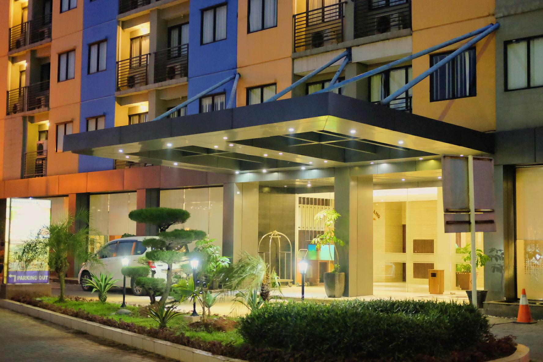 ParagonBiz Budget Hotel