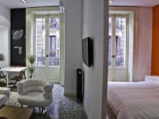 Apartamentos Las Letras by TerravisionTravel Madrid - Interijer hotela