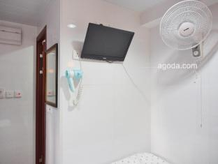 New London Hostel Hongkong - soba za goste