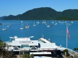 BayBliss Apartments Whitsunday Islands - Hotellet från utsidan
