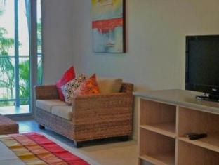 BayBliss Apartments Whitsunday Islands - בית המלון מבפנים