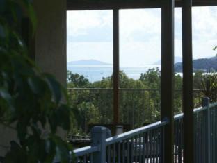 Airlie Beach Myaura Bed and Breakfast Whitsunday Islands - بلكون/شرفة