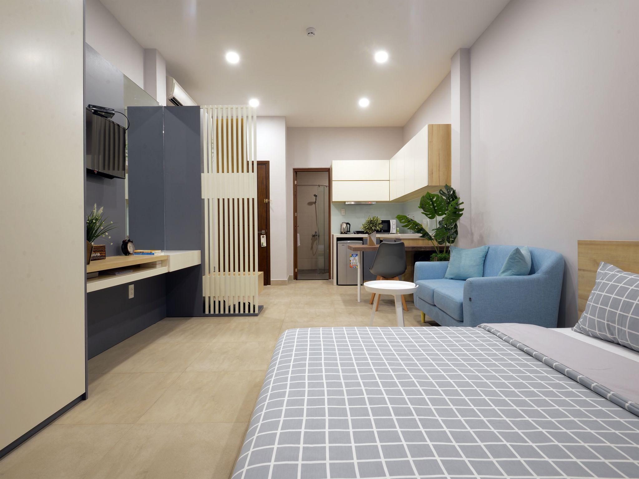 Babylon Garden Serviced Apartment Deluxe